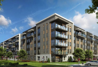 5-story residential complex planned at Classen Curve