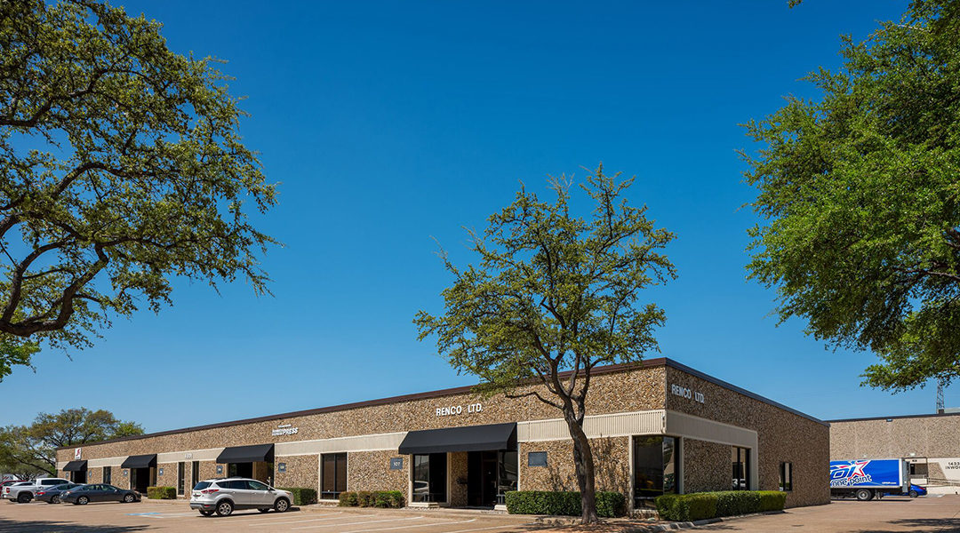 Real Estate Investments Portfolio Includes Multi-tenant Industrial Portfolio