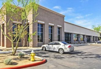 Multi-tenant Business Center