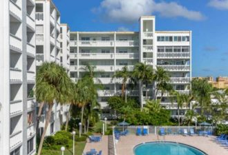 Multifamily Beach Community