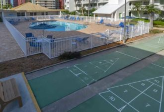 Multifamily Beach Community Investment Portfolio Fund Property